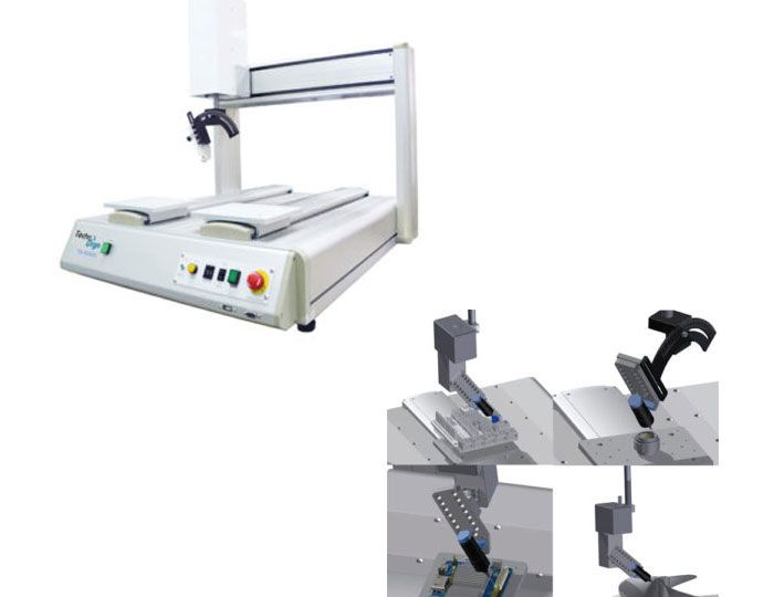 Automating Your High Mix Low Volume Processes with Our Desktop Robots